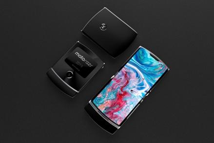 最便宜折叠屏手机?摩托罗拉Razr有望年底上市