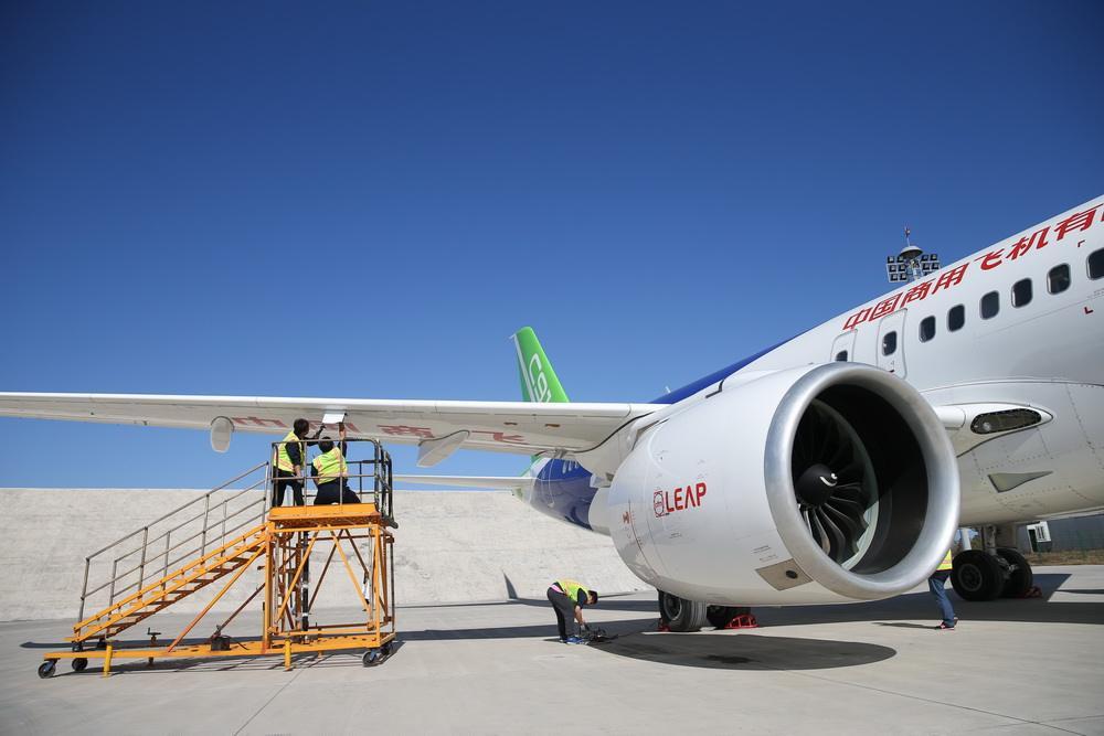 中国商飞:未来20年中国航空运输机队规模将达上万架