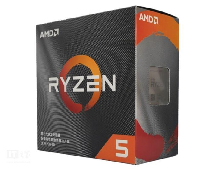AMD 推出千元级处理器R5 3500X:6核6线程,32MB三级缓存