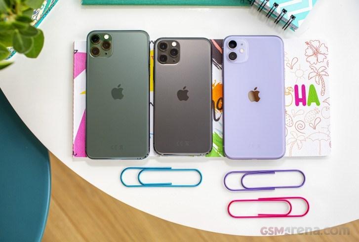 美国人有钱任性:iPhone 11 Pro Max在iPhone 11系列中最受欢迎