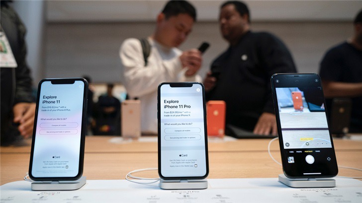 女用户送修iPhone被苹果员工窃取私密照片