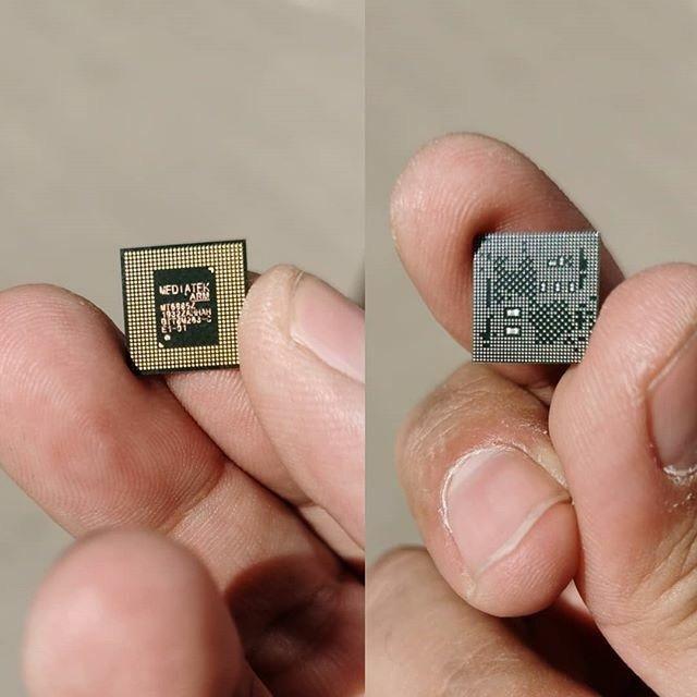 联发科5G芯片真容曝光
