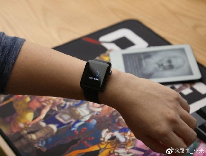 小米手表今天推送OTA灰度升级:解决充电、配对等重点问题