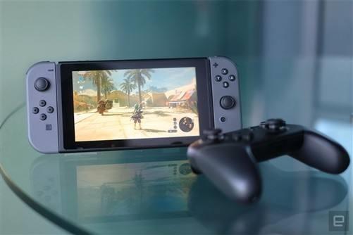 腾讯:12月4日公布国行版任天堂Switch更新消息