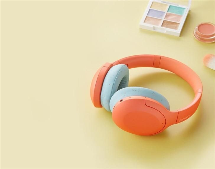 索尼发布h.ear系列新品耳机:WH-H910N、WH-H810和WF-H800