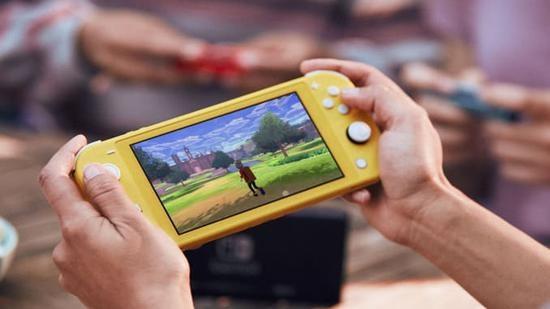任天堂:上周在美国售出83万台Switch,创单周历史新高
