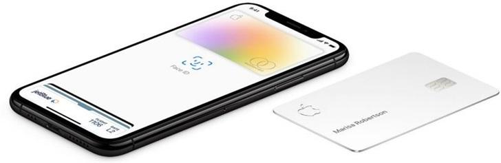 苹果Apple Card现已接入美国信用系统