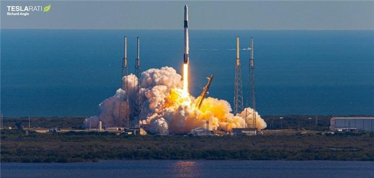SpaceX火箭回收再创新纪录,第46次成功回收助推器
