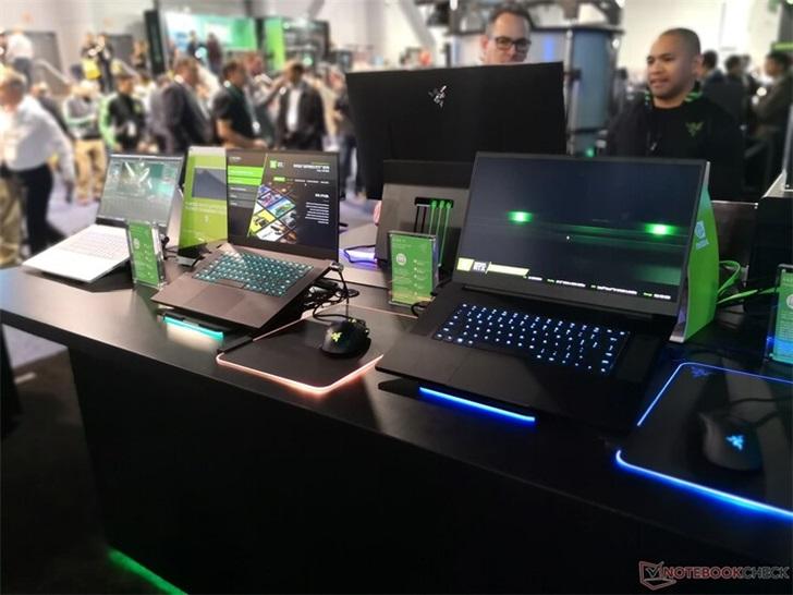 """雷蛇灵刃笔记本升级十代H处理器,搭载英伟达""""全新显卡"""""""