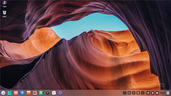 国产统一操作系统UOS 20 正式版发布