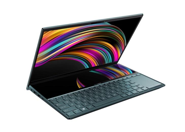 华硕推出i5版灵耀X2 Duo双屏笔记本,售价8499元