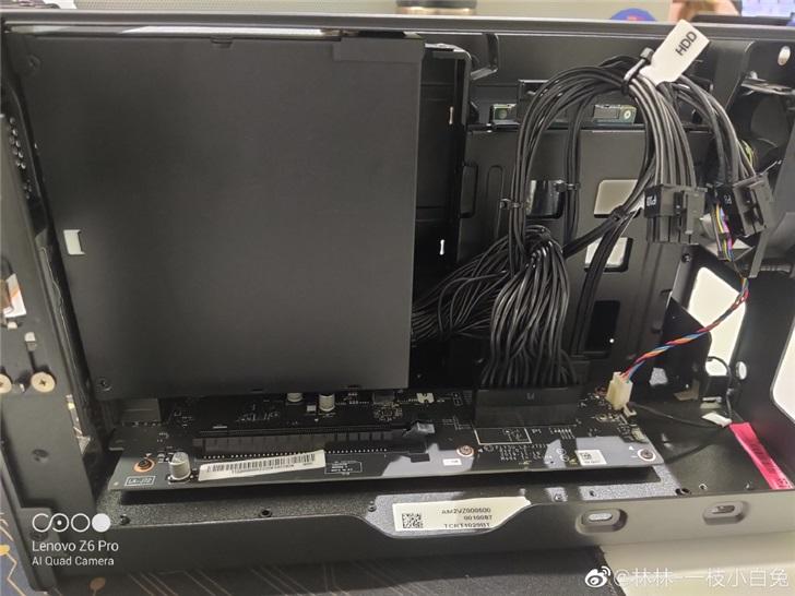 联想展示拯救者显卡坞内部:为轻薄本添加独显和1TB机械硬盘