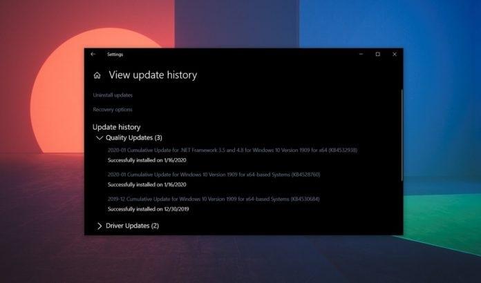 尴尬!微软Windows 10重要安全更新现无法安装bug