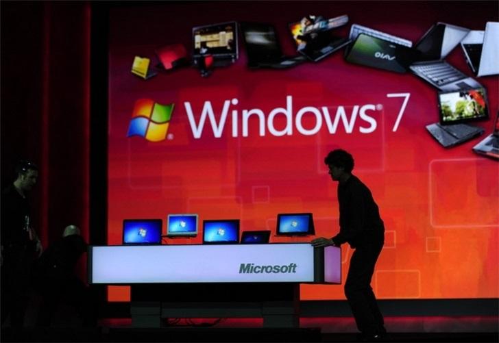 """""""裸奔""""都不怕,为何这么多中国用户坚持用微软Windows 7"""
