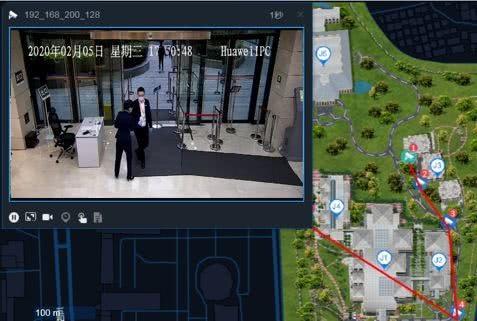 华为园区防疫方案曝光:手机呼叫电梯、智能识别口罩