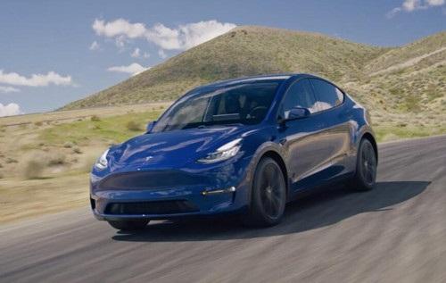 特斯拉Model Y预计3月开始交付,车身较Model 3高约22厘米
