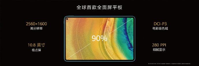 华为MatePad Pro 5G发布:麒麟990 5G加持,售价799欧元起