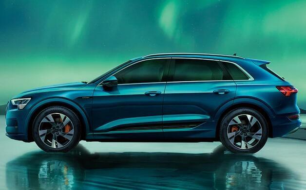 电池供应短缺,奥迪全电动汽车 SUV E-Tron 将暂停生产
