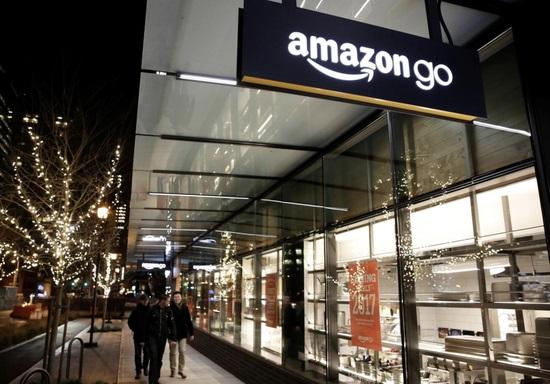 亚马逊开设首个无人日杂零售店,面向社区消费者