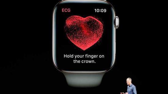 苹果与强生合作,研究 Apple Watch 能否降低中风风险