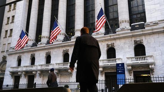 美股周二继续重挫:苹果跌3%,特斯拉跌4%