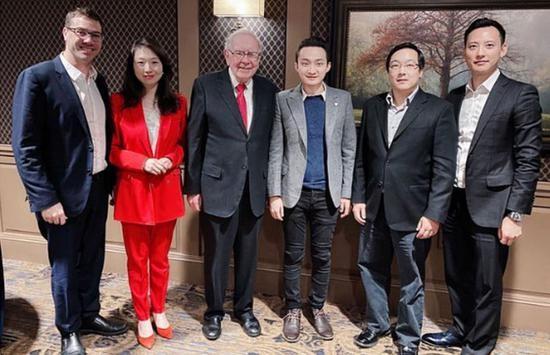 巴菲特称已将孙宇晨送的加密货币转赠慈善机构