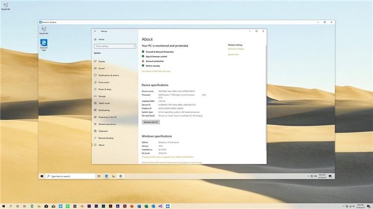 微软自曝 Windows 10X 容器性能出色