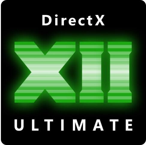"""买显卡要看准:支持光追才有""""DirectX 12 Ultimate""""标志"""