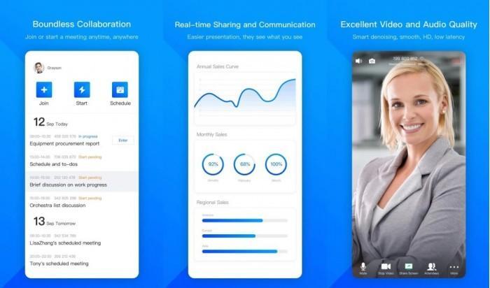 鹅厂入局,推出腾讯会议国际版 VooV Meeting 与微软等竞争
