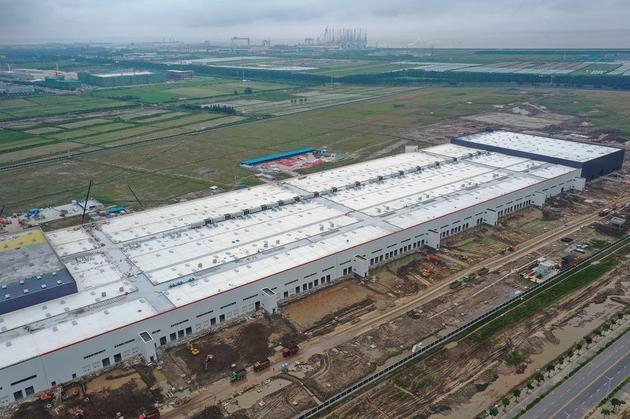 特斯拉上海工厂新突破:Model 3 周产可达 3000 辆