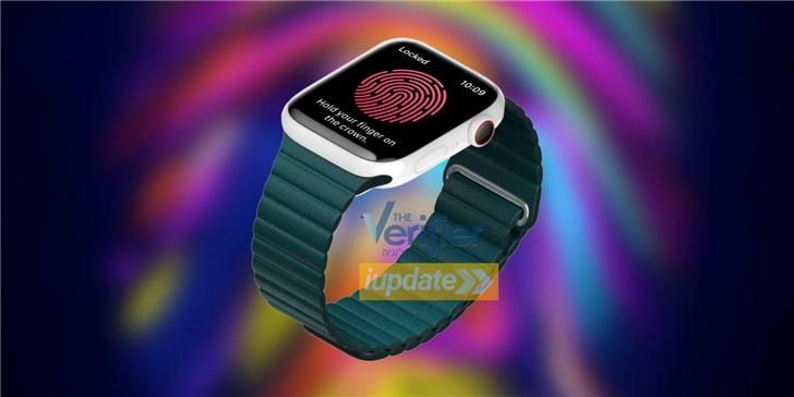 消息称苹果拟为Apple Watch加入Touch ID