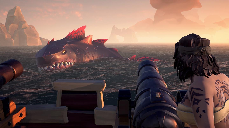 Steam 上周销量排行:《盗贼之海》上架不足半月,占据榜首