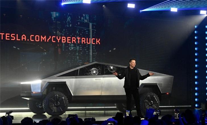 特斯拉马斯克:已收到超 60 万辆电动皮卡 Cybertruck 订单