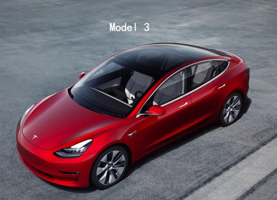 特斯拉 Model 3 数次调价一降再降:价格探底空间引猜想