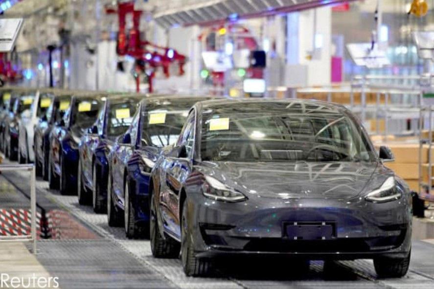 纯国产的日子已不远:特斯拉 Model 3 的马达将国产