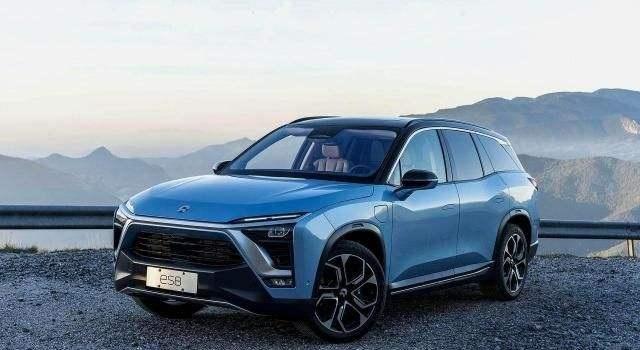 消息称蔚来正筹建出海事业部,旗下车型将销往欧洲