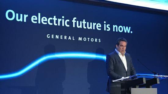 不止悍马电动汽车,通用宣布增加 3000 个岗位:专注于电动汽车研发