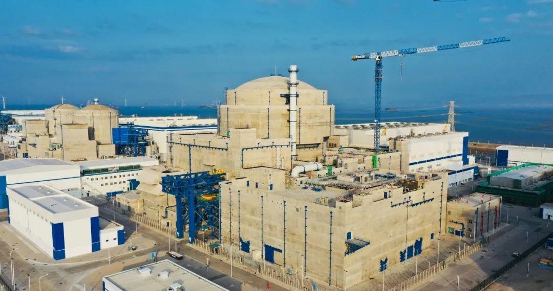 我国自主三代核电「华龙一号」全球首堆并网成功