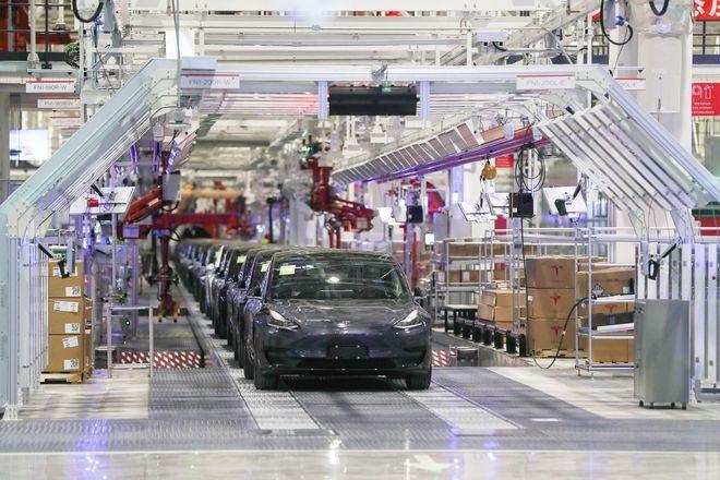 分析:2022 年特斯拉 40% 的汽车在中国市场卖出