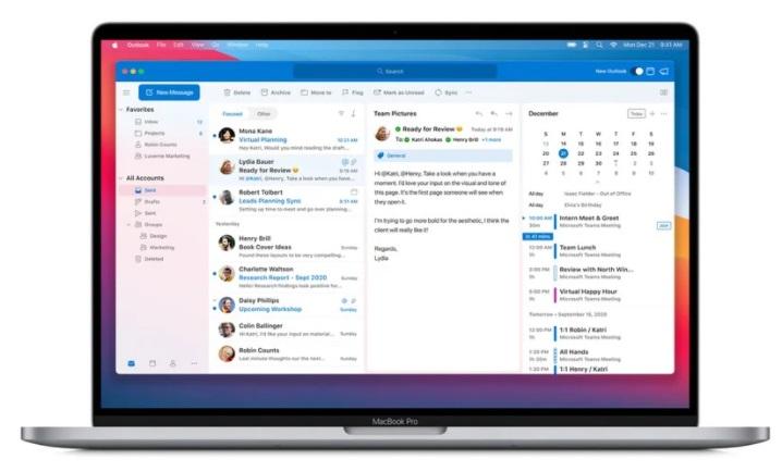微软:Microsoft 365 Office 应用原生适配苹果 M1 Mac