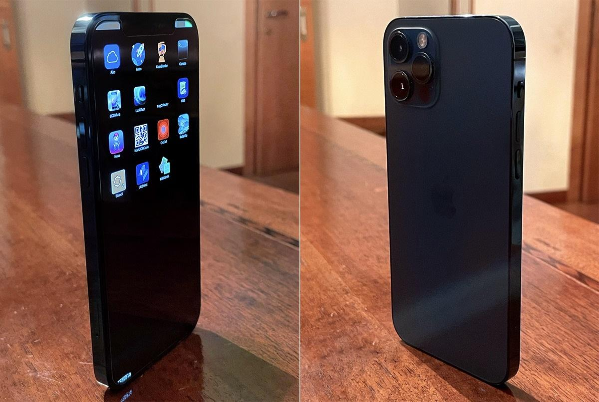 苹果 iPhone 12 Pro 原型机曝光:运行 SwitchBoard 系统