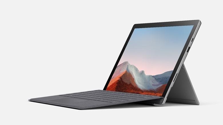 6588 元起,微软全新 Surface Pro 7+ 商用版正式发售:搭载 Intel 11 代酷睿 CPU ,SS ...