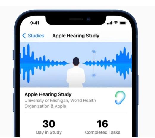 苹果在世界听力日分享研究数据:10% 的人每周使用耳机时间过长