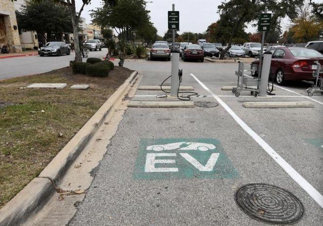 大力发展电动汽车:美国六大公用事业公司宣布合作建造充电站