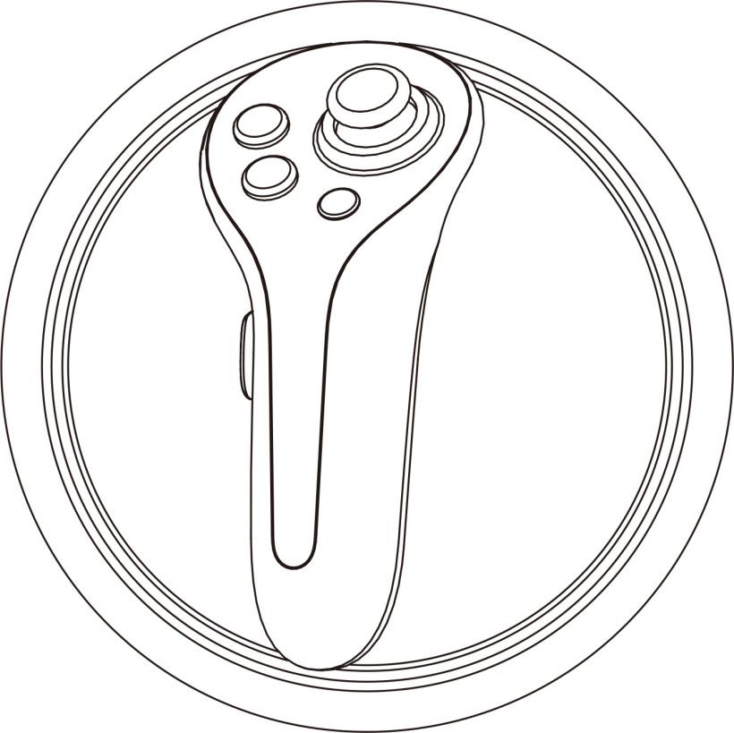 华为公开游戏手柄专利:用于 VR 游戏或虚拟场景中的操作控制