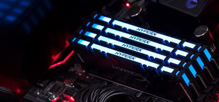 金士顿制造出 DDR5 内存:支持加压超频,第三季度发货