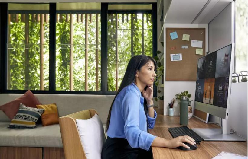 惠普发布新款 EliteOne 800 G8 一体机,挑战苹果 iMac