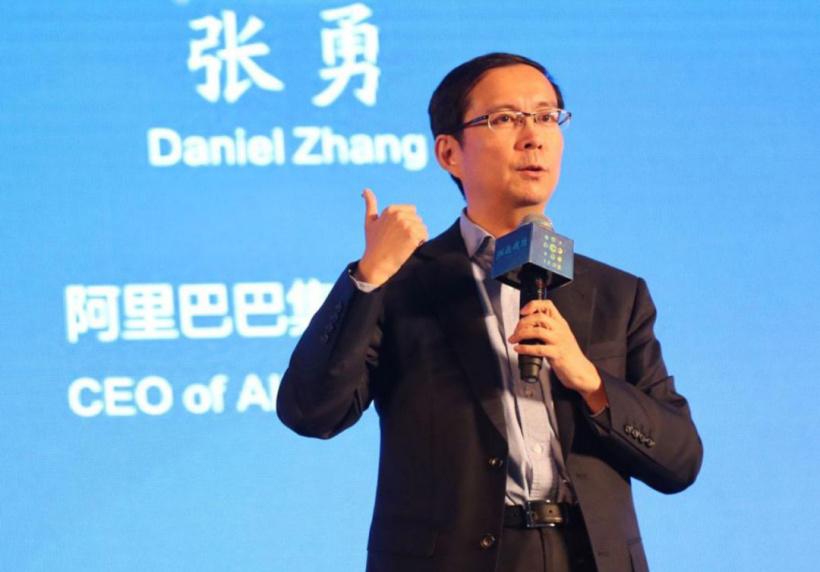 阿里巴巴 CEO 张勇:希望在中国率先做到 10 亿的年度购买用户