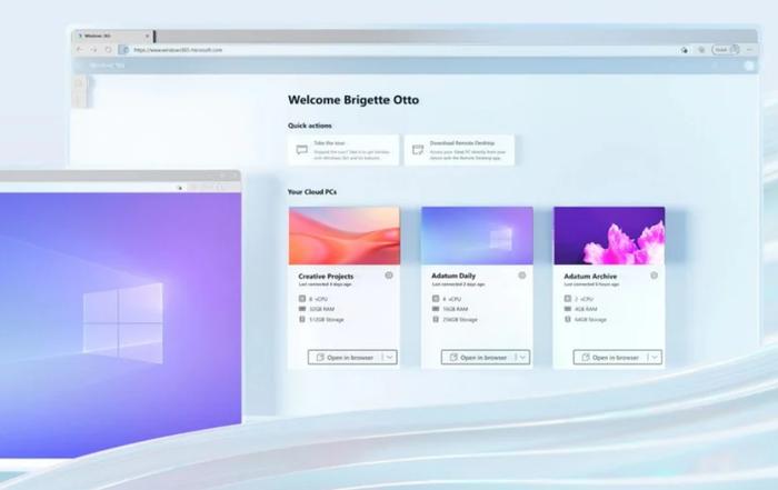 Windows 365 来了,微软云电脑能成功吗