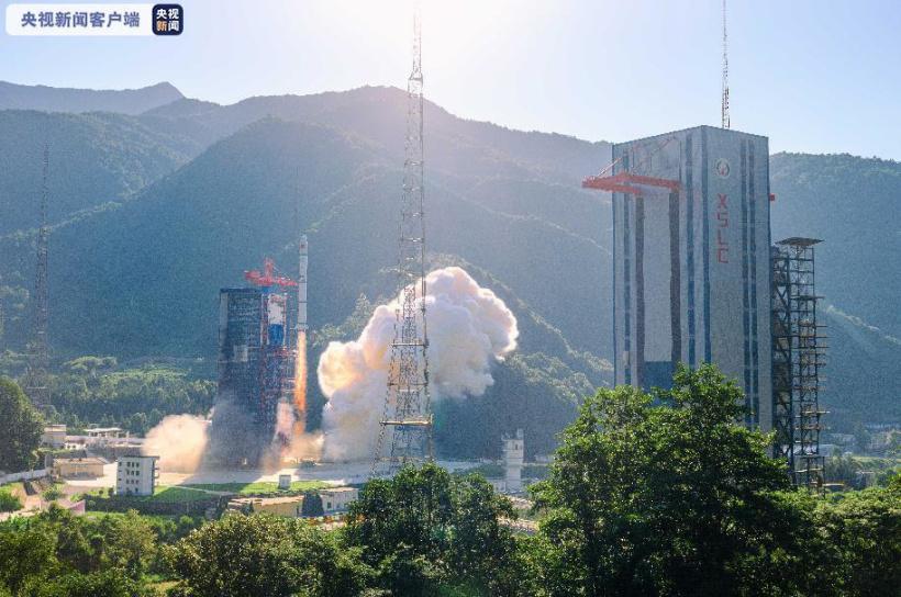 我国成功发射遥感三十号 10 组卫星:将开展电磁环境探测及相关技术验证